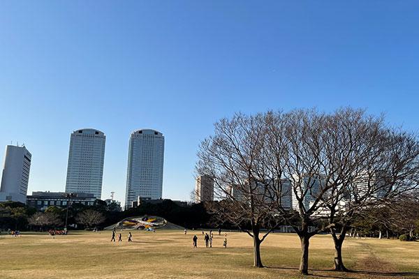 県立 海浜幕張公園